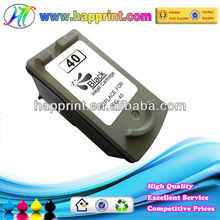 For Canon Ink Cartridge PG-40 (Remanufactured)