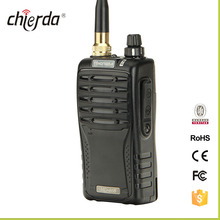 Long distance dmr uhf handheld police use professional Radio transceiver walkie talkie