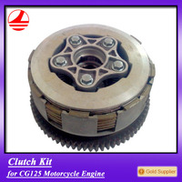 Factory Qualiy CG125cc motorcycle clutch spare parts engine component