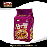 Tasteful healthy diet hot sale nutritious dried noodles