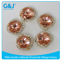 Guojie Brand Wholesale Round Shape For