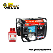 Low Gas Consumption Household Sale Mini Gas Generator
