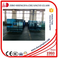 China Factory 15mm Toughened Insulated Glass