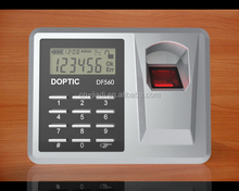 Durable Cheapest touch screen keypad and fingerprint lock
