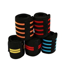 gym gloves fitness elastic wrist wraps