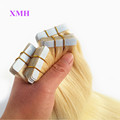 Top Quality Healthy Wholesale Hair Double Drawn Skin Weft 100%Remy human hair tape hair extension