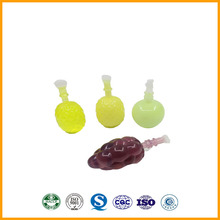 Import Custom Pp Jelly Cups Healthy Chinese Snacks Mango Shaped Jelly Juice