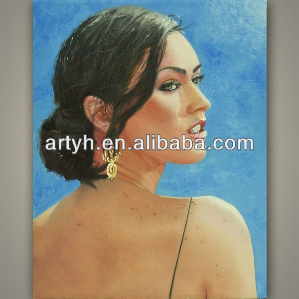 Hot selling beautiful nude women painting