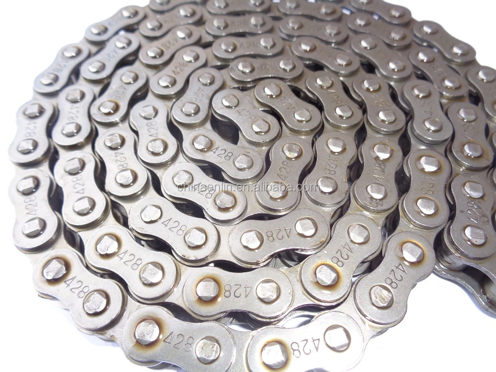 Bajaj AX100 CG125 Motorcycle Chain and Sprocket