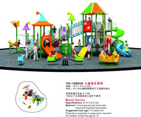 Eco-Friendly Outdoor Kids Play Ground Equipment Game Machines For Children