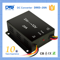 High quality 24V DC To 12V DC Converter 10A 20a 30a 120W 240w 360w Power Supply