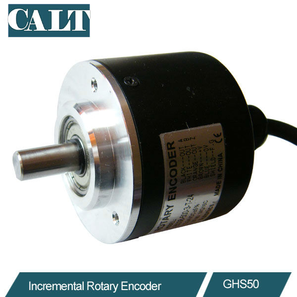 Autonics Rotary Encoder Incremental Shaft Encoder 24V