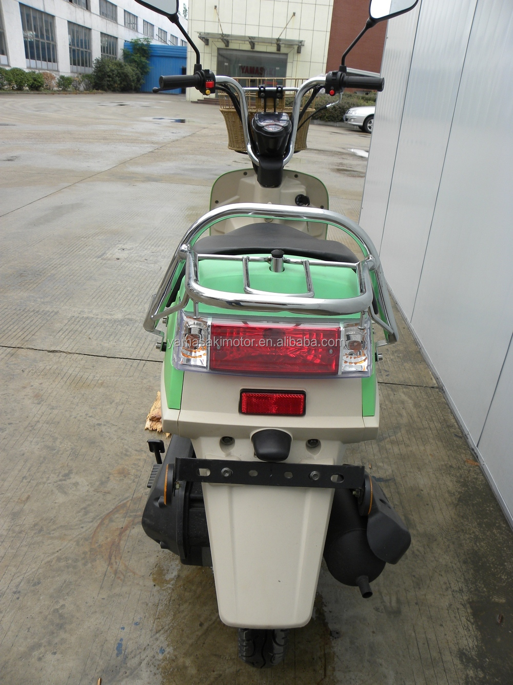 4 stroke 50cc high speed scooter top level electric motorbike
