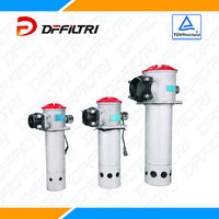 TF-250x80-F-Q Tank Mounted Hydraulic Oil Suction Filters/Filter Medium Material High Strength Carbon Steel Skeleton