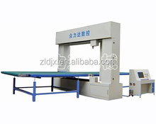 CNC contour foam cutting machine in foam cutting machine