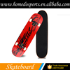 Chinese maple graphic concave deck complete professional skateboard