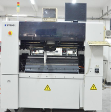 Hot sales YAMAHA Multifunction YV100X pick and place smt machine for BGA IC SMD placing machine