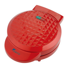 2015 New Design GS approved donut maker,hearted shape waffle maker