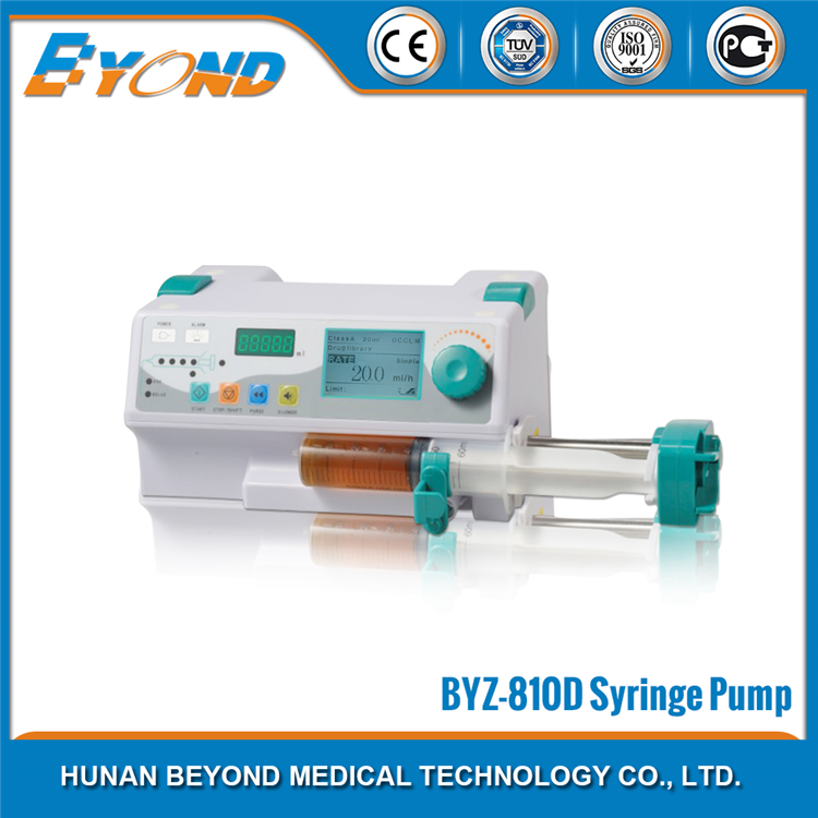 Best Selling Electric Syringe Infusion Pump with Great Accuracy