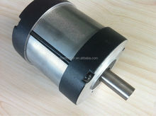 Dia.90mm cylindrical type 4000rpm brushless dc motor, rated 48v 1000w