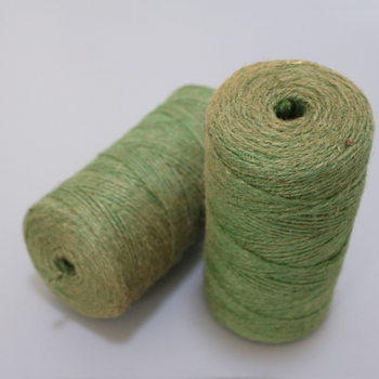 100% Natural Jute twine 3 Ply Gift Wrapping String DIY Rope