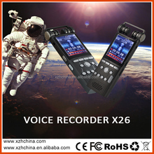 2017 New Product Phone Call recording digital voice recorder/Meeting Recorder with Line-in Port