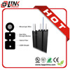 optical network termination connect self supporting steel strengthen FTTH optical fiber cable