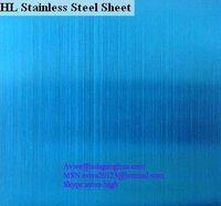 Brushed Metal Sheet 201/304/430