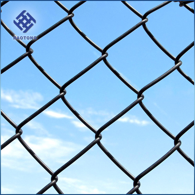 Factory price supply Types of mesh wire chain link fence calculator