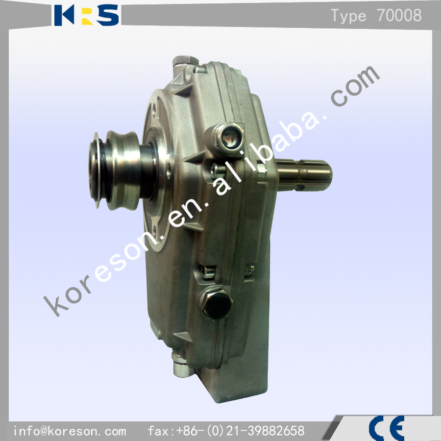 Tractor Pto Gearbox : Tractor pto gearbox type for agriculture machinery