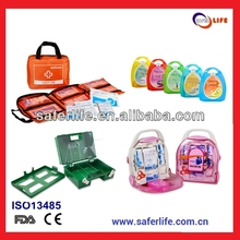 2015 wholesale promotional portable pocket outdoor first aid kit bag emergency aid kit manufacturer emergency aid kit products