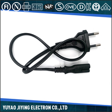 High quality european standard power extension cable