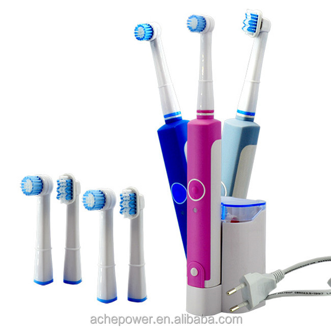 Rechargeable High rotating speed electric toothbrush made in China for oral care