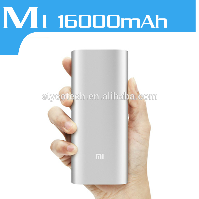 2015 Top Quality Power Bank For Samsung Galaxy Note 16000mAh Mi Charger