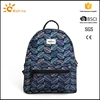 2016 Xiamen new stylish backpack vintage canvas or polyester school backpack hiking backpack