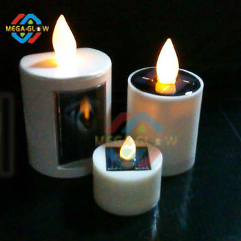 led energy saving solar candles buy imitation candles led led taper candles wholesale led. Black Bedroom Furniture Sets. Home Design Ideas