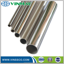 VINMAY Best Selling Premium Stainless Steel TIG welding Pipe/Tube Inox 304 201 430 316 Tube