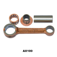 Motorcycle spare parts connecting rod for AX100