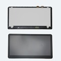 "15.6""Laptop LCD IPS Touch Screen For HP Pavilion x360 15-bk 15-BK003DS With frame"