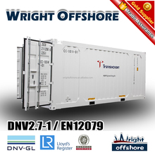 20ft DNV certified offshore container