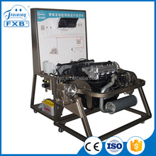 Disassembly & Assembly Training Platform for the Electronically-Controlled Gasoline Engine for Schools