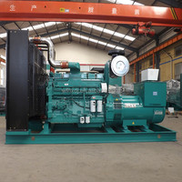 10KVA-2000KVA magnetic motor generator for sale with famous engine