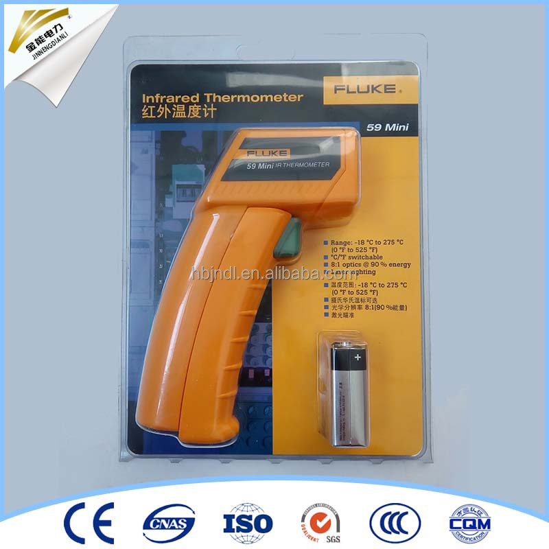non-contact infrared thermometer Fluke59 with low price