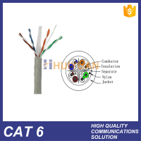 HUIYUAN high quality China manufactured cat6 amp network cable
