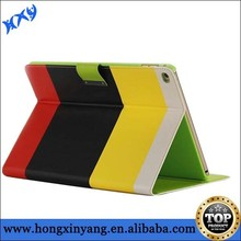 For iPad 6 stand leather cover card holder