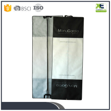 Promotional Costomized Logo Waterproof Non Woven Suit Garment Bag