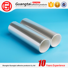 Hot sale 25 micron PET silicone coated film/pet release liner/with silicon