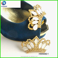 wedding Diamond Crown decoration for sandals