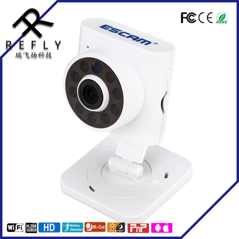 Home security 720P Cloud WiFi CCTV Camera Children And Elderly Care IP Camera ESCAM QF601