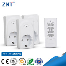2015 Newly developed electrical plug remote control socket